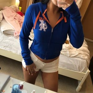 Victoria's Secret PINK Florida Cropped Jacket